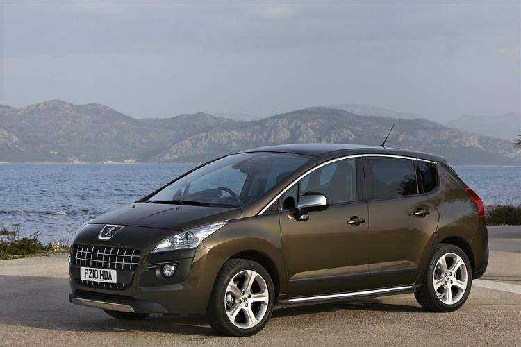 Peugeot 3008 (2009 - 2013) used car review