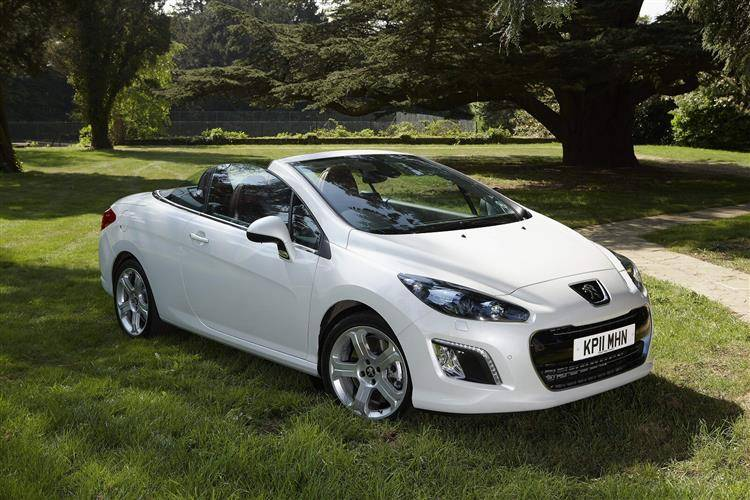 Peugeot 308 CC (2011 - 2014) used car review
