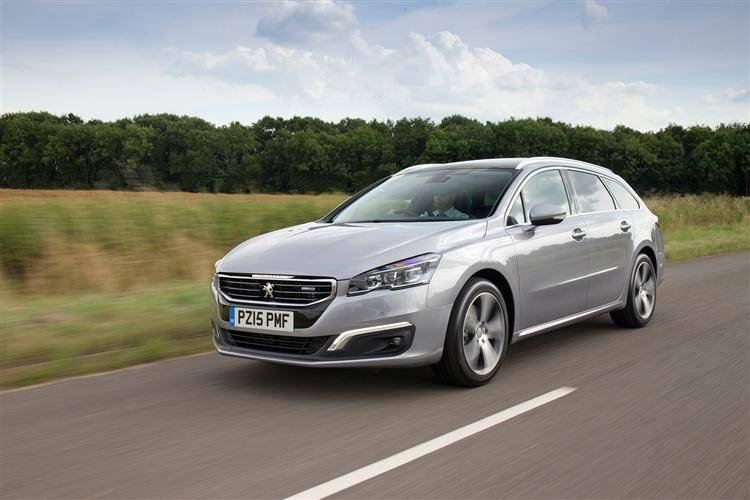 Peugeot 508 SW (2014 - 2018) used car review