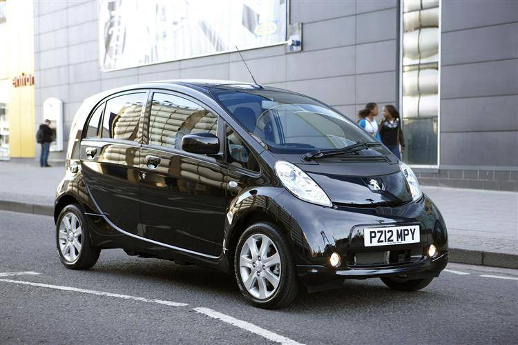 Peugeot iOn (2011 - 2020) used car review