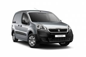 Peugeot Partner van (2015 - 2018) used car review