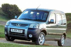 Peugeot Partner Combi (2001 - 2007) used car review