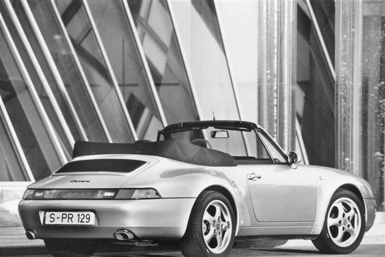 Porsche 911 (993 Series) (1993 - 1998) used car review