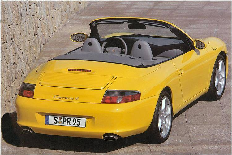 Porsche 911 Carrera 4 (996 Series) (1998 - 2005) used car review