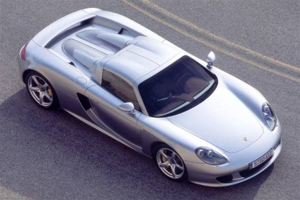 Porsche Carrera GT (2004 - 2006) used car review