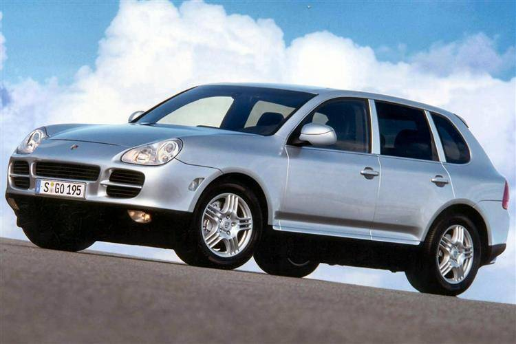 Porsche Cayenne (2002 - 2006) used car review | Car review | RAC Drive