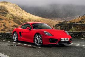 Porsche Cayman '981 Series' (2012-2016) used car review