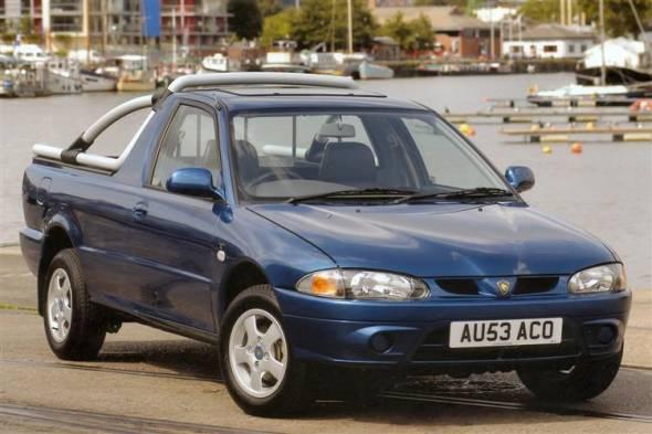 Proton Jumbuck (2003 - 2007) used car review