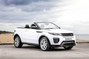 Land Rover Range Rover Evoque Convertible (2016 - 2019) used car review