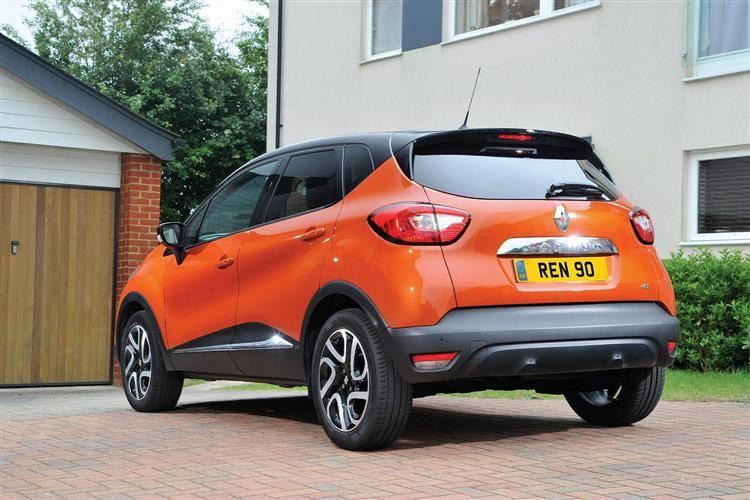 Renault Captur (2013 - 2017) used car review