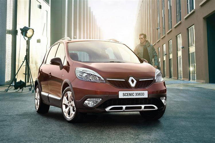 Renault Scenic XMOD (2013 - 2016) used car review