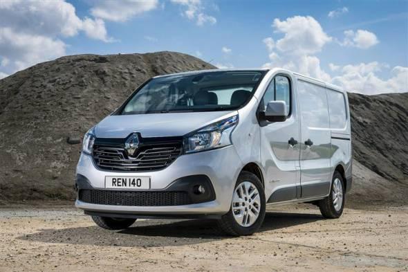 Renault Trafic van (2014-2019) used car review