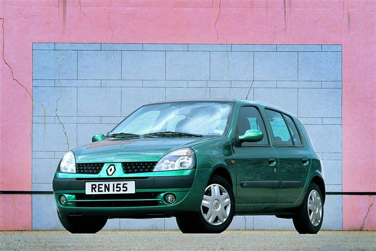 Renault Clio (2001 - 2005) used car review