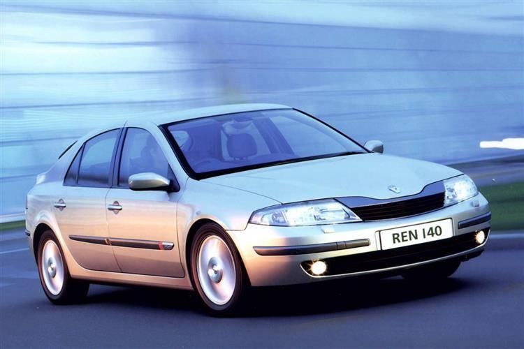 Renault Laguna wiper blades 2001-2007 Front