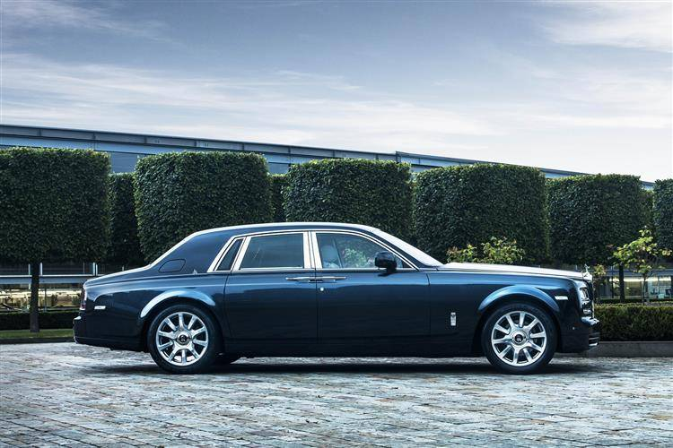 Rolls Royce Phantom (2003 - 2017) used car review