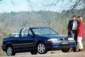 Rover 200 & 400 Series (1989 - 1996) used car review