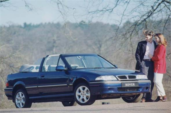 Rover Cabriolet (1992 - 1999) used car review