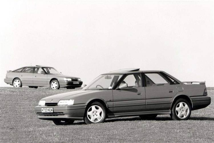 Rover 800 (1986 - 1999) used car review