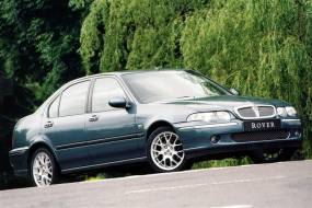 Rover 45 (1999 - 2005) used car review