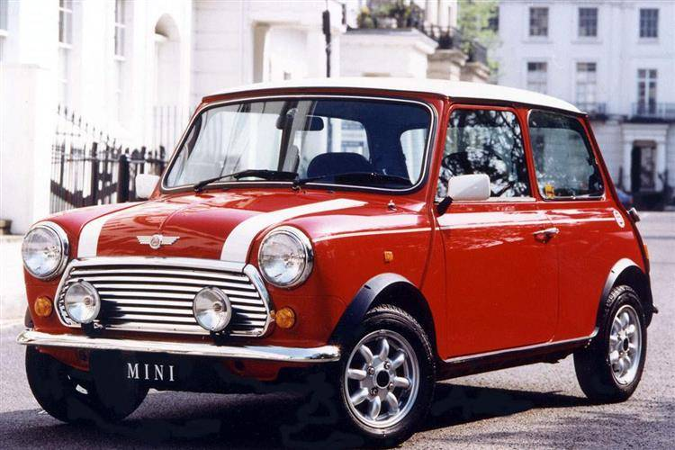 Late Rover Cooper