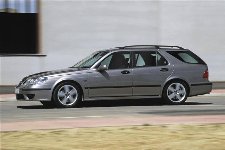 Saab 9-5 Estate (1998 - 2010) used car review