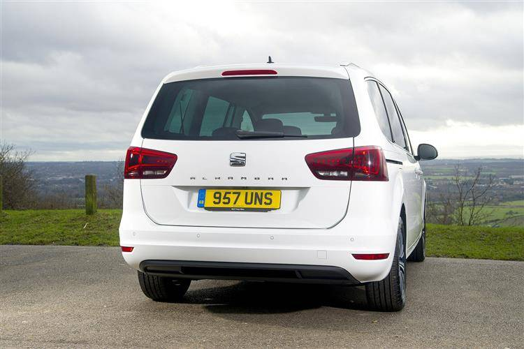 SEAT Alhambra (2010 - 2020) used car review