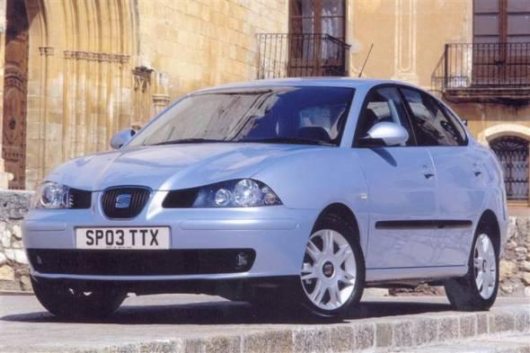 SEAT Cordoba (2003 - 2006) used car review