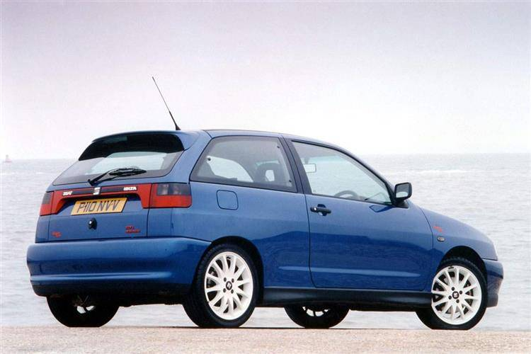 SEAT Ibiza (1985 - 1999) used car review