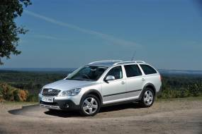 Skoda Octavia Scout (2009 - 2013) used car review