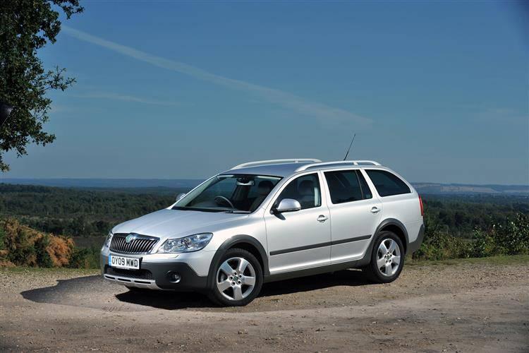 Skoda Octavia Scout (2009 - 2013) used car review
