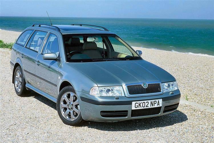 Skoda Octavia Estate (1998 - 2005) used car review