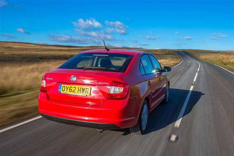 Skoda Rapid (2012 - 2018) used car review