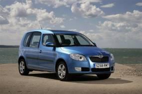 Skoda Roomster (2006 - 2010) used car review