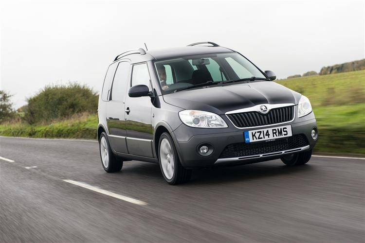 Skoda Roomster (2010 - 2015) used car review