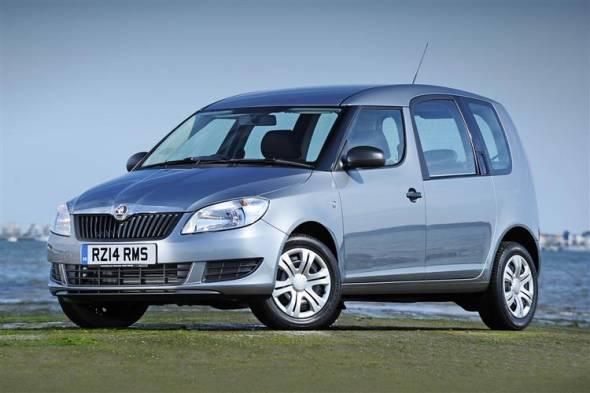 Skoda Roomster (2010 - 2015) used car review