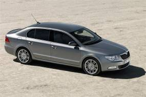 Skoda Superb (2008-2013) used car review