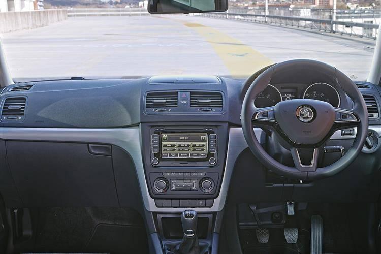 Skoda Yeti (2013 - 2017) used car review