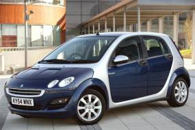 smart forfour (2004 - 2007) used car review