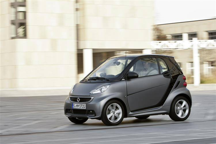 smart fortwo (2007 - 2014) used car review