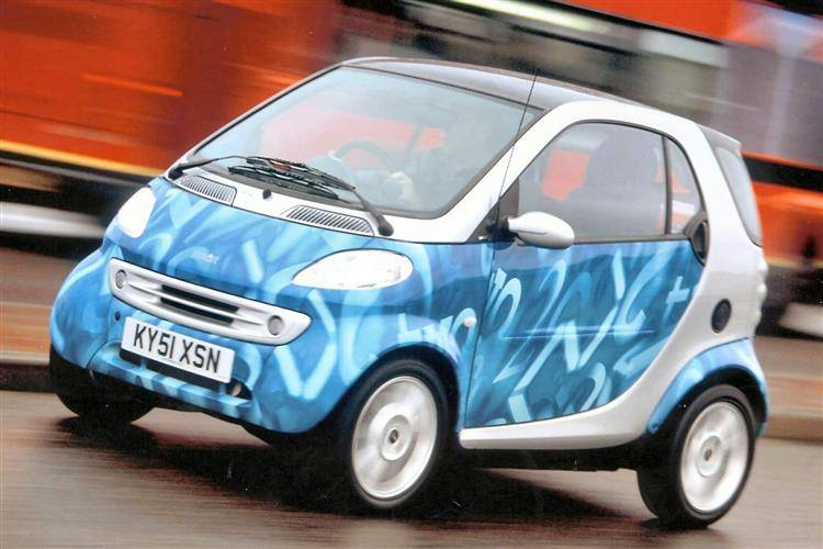 Smart City Coupe & Fortwo Coupe (2000 - 2007) used car review