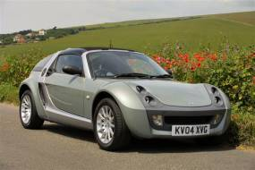 Smart Roadster & Roadster Coupe (2003 - 2007) used car review