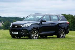 Ssangyong Rexton (2017 - 2020) used car review