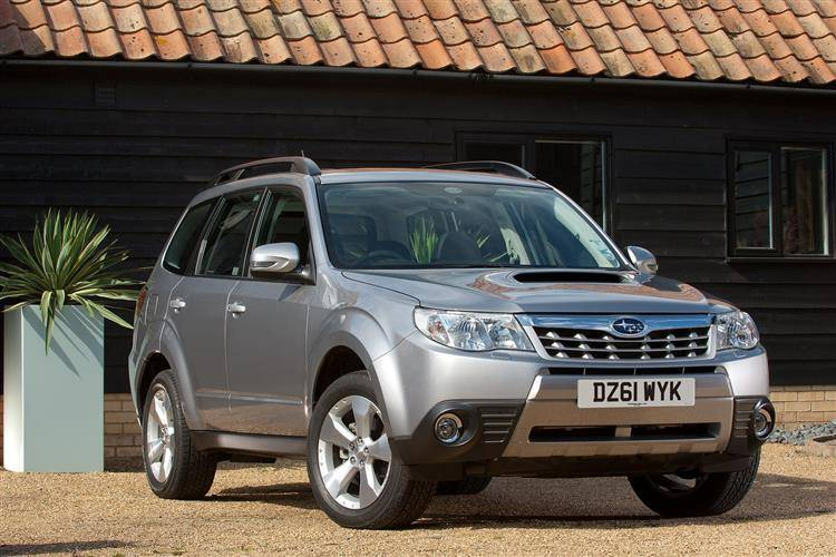 Subaru Forester (2010 - 2013) used car review