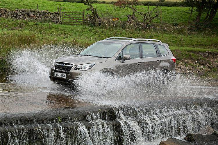 Subaru Forester (2017 - 2019) used car review