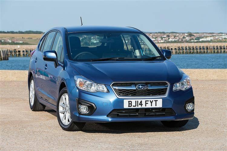 Subaru Impreza 1.6i RC (2014 - 2018) used car review