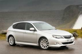 Subaru Impreza (2007 - 2010) used car review
