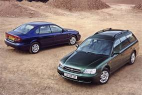 Subaru Legacy (1999 - 2003) used car review