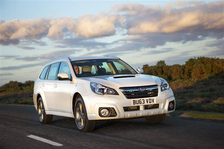 Subaru Outback (2013 - 2015) used car review