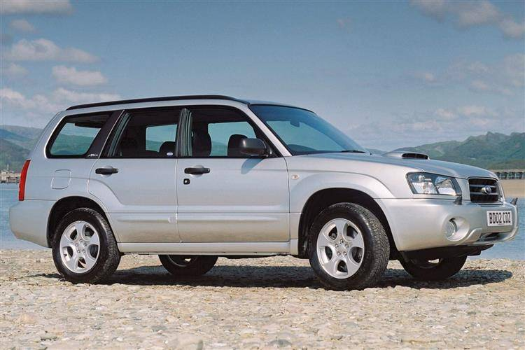 Subaru Forester (2002 - 2008) used car review