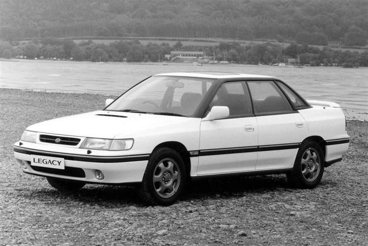Subaru Legacy (1989 - 1998)